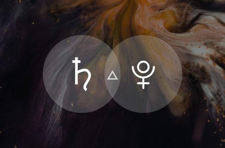 Saturn Trine Pluto