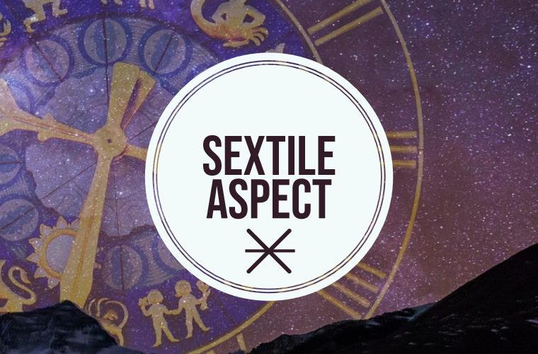 Sextile Aspect