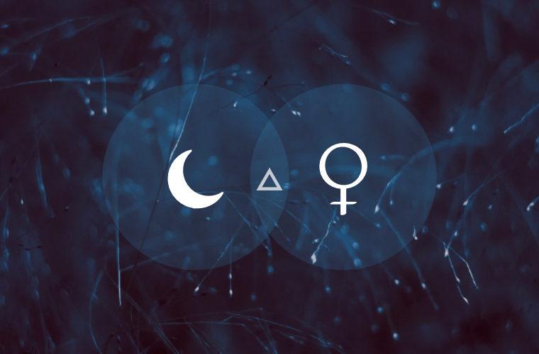 Moon Trine Venus