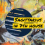 Sagittarius in 7th house