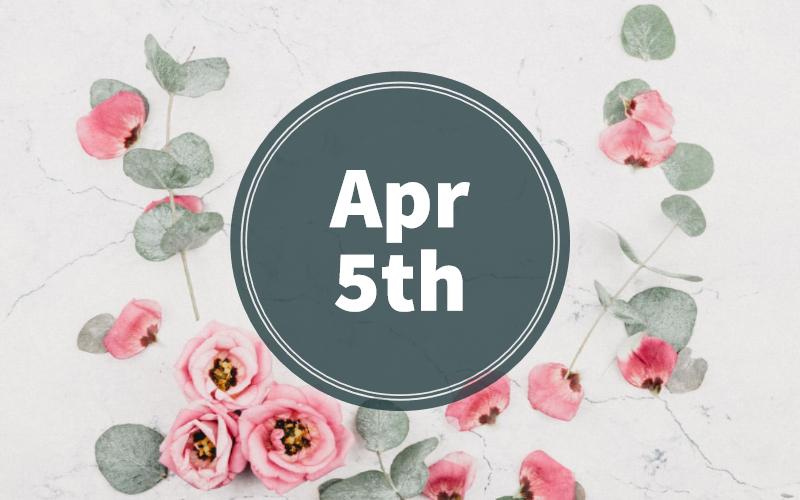April 5 birthday astrology
