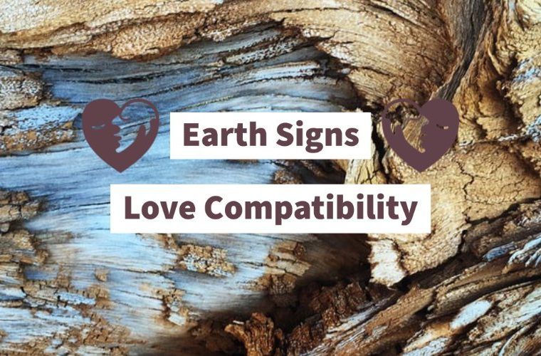Love compatibility between earth signs