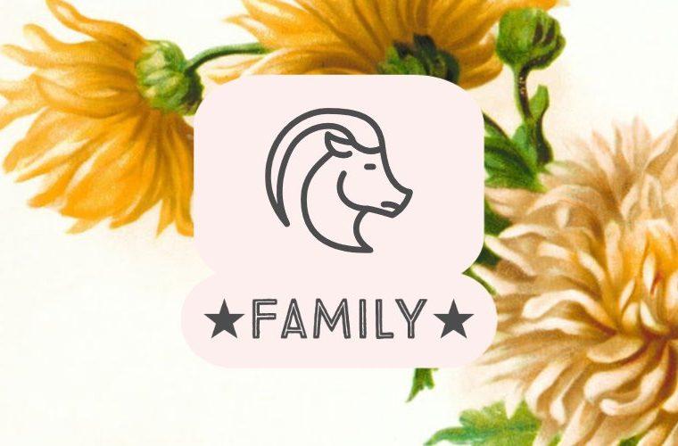 Capricorn Family