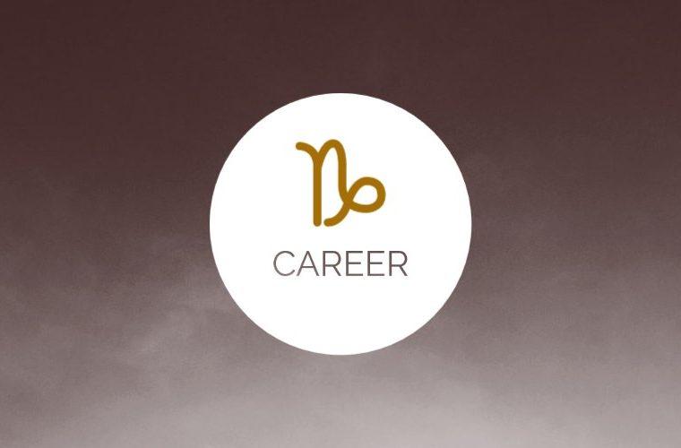 Capricorn man career