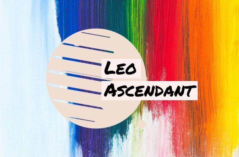 Leo Ascendant
