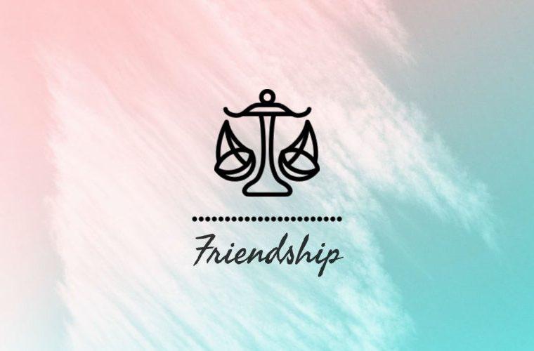 Libra Friendship