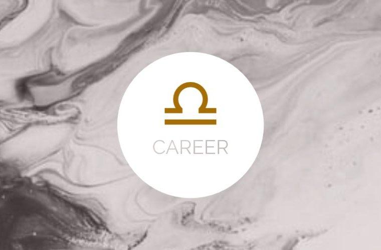 Libra woman career