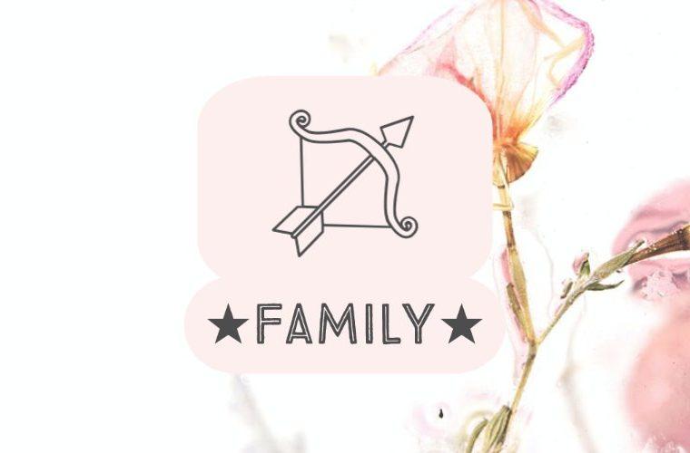 Sagittarius Family