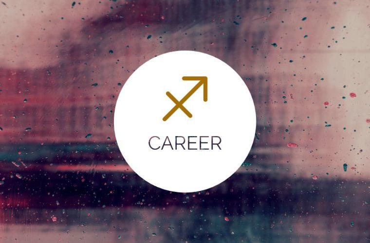 Sagittarius man career