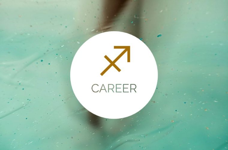 Sagittarius woman career