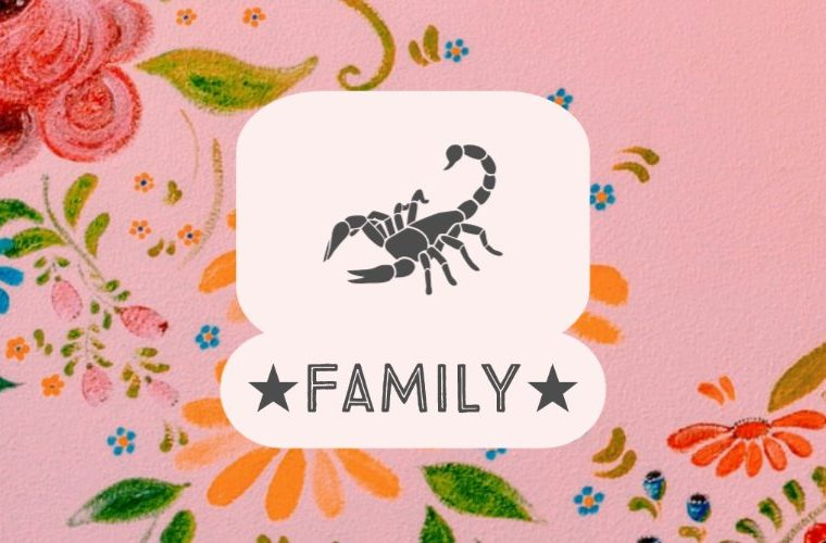 Scorpio Family