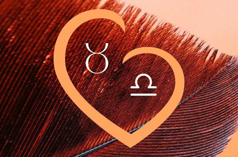 Taurus and Libra Love Compatibility